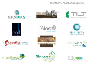 logos and branding marketing header pic