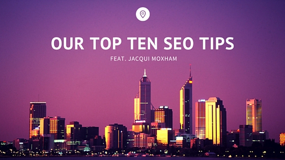 top ten seo tips